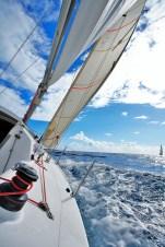 Sailing J80