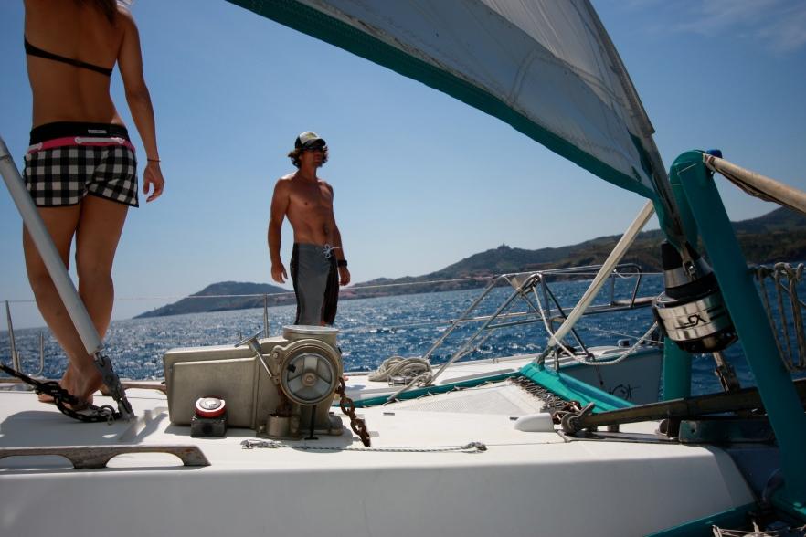 H¬W sail