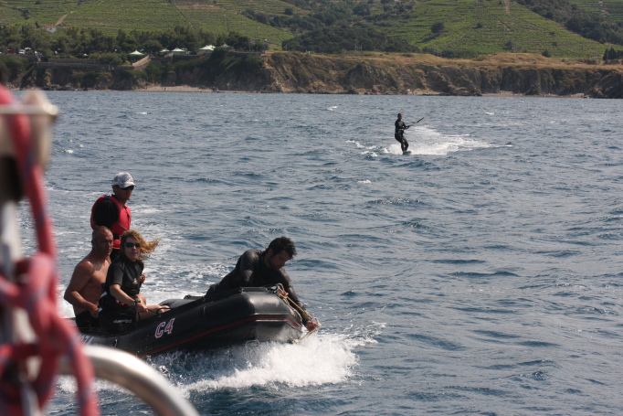 Open Water coaching kitesurf jpg