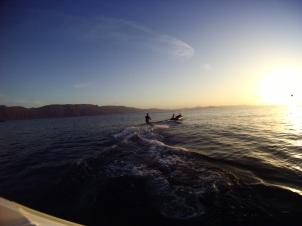 Tow Surf & Wake